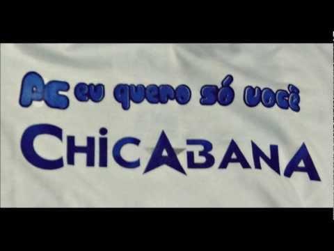 CHICABANA - PEGO TODAS (MÚSICA NOVA - AGOSTO 2012)