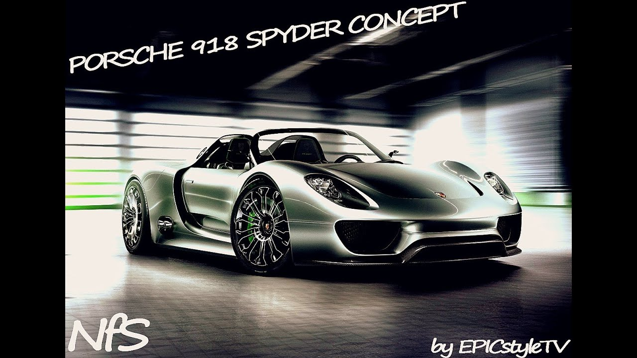hot pursuit 2010 racer new car porsche 918 spyder. Black Bedroom Furniture Sets. Home Design Ideas