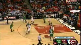 Ray Allen 51 Points Playoffs 2009