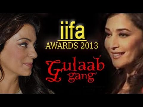 Gulab Gang TRAILER at IIFA awards 2013