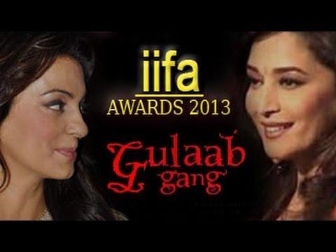 Gulab Gang TRAILER at IIFA awards 2013