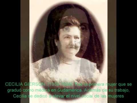 mujeres destacadas de la historia argentina