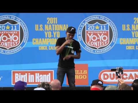 YoYoFactory Presents: Harold Owens III 1st Place 1A 2011 USA National YoYo Contest