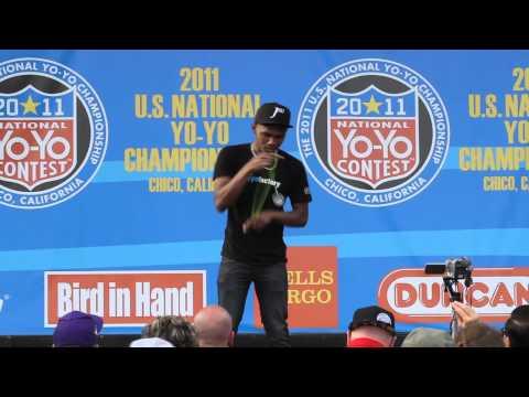 YoYoFactory Presents: Harold Owens III 1st Place 1A 2011 USA National YoYo Contest