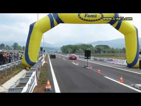 Sarajevo Street Race 2013 - 1na1 Trke Ubrzanja
