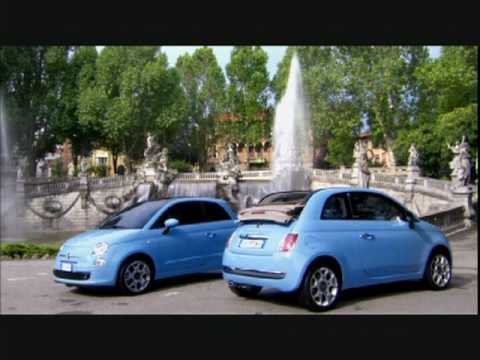 Fiat 500 and 500C with Two-Cylinder Turbocharged Engine