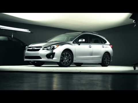 First Look: 2012 Subaru Impreza