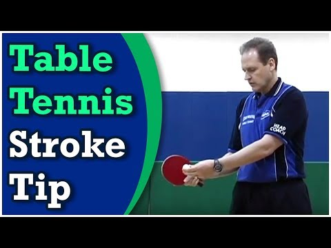 Table Tennis - When To Go Forward featuring Christian Lillieroos