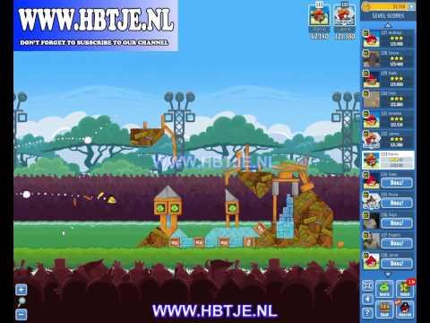 Angry Birds Friends Tournament Level 4 Week 81 (tournament 4) no power-ups