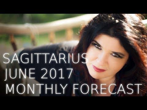 Sagittarius Monthly Astrology Forecast June 2017