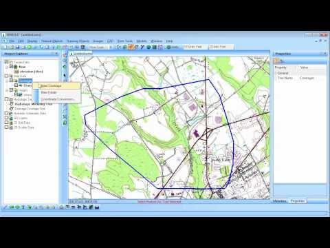 WMS: Building a HEC-RAS Model