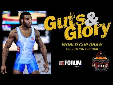 Freestyle World Cup Draw Selection Show