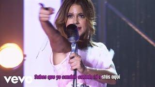 "Martina Stoessel Como Quieres (from ""Violetta"") (Sing"