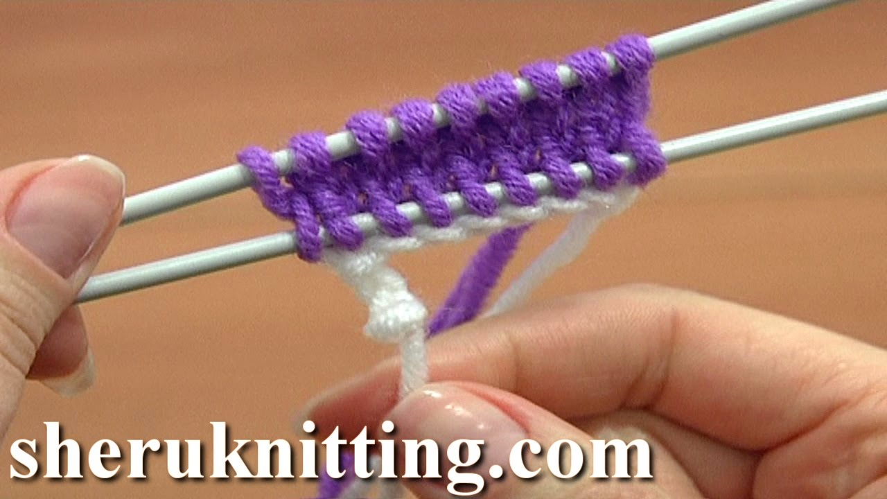 Knit The Crochet Provisional Cast On Tutorial 1 Part 17 of 18 Cast On Methods...