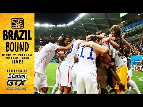LIVE: US Men vs. Portugal Postgame Show | Brazil Bound