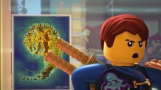 Lego NinjaGo - 63 - Zem na obzore
