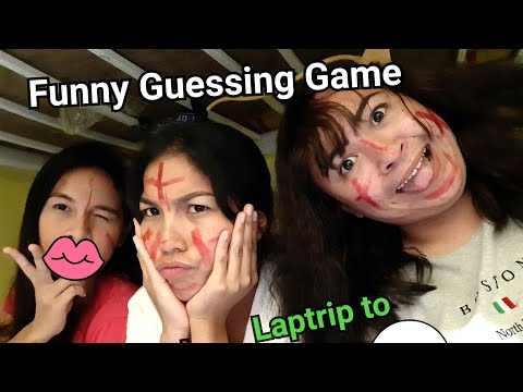 VLOG #1: FUNNY GUESSING GAME