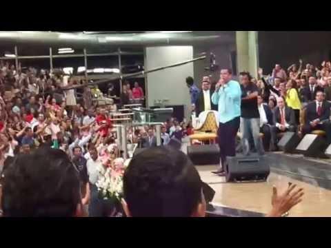 Virgilha AD.Brás sede 09/01/2015 - Pr. Jorginho de Xerém - Louvando no Fogo Puro