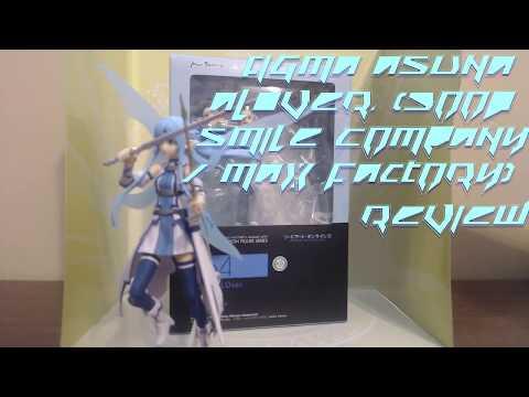 44. figma Asuna ALO ver. 264 Review