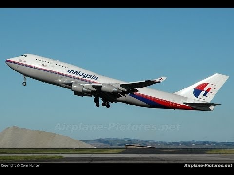 Malaysia Airlines lost plane