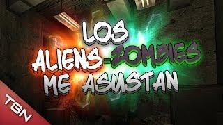 LOS ALIENS-ZOMBIES ME ASUSTAN (Dead Lab)