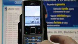 Liberar Nokia 6300, Cómo Desbloquear Nokia 6300 De Orange
