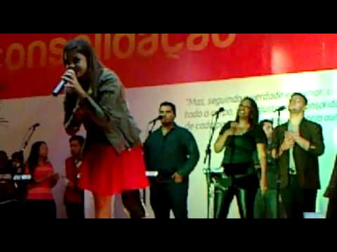Bekah Costa & Coral Kemuel -  Você Estava Ali