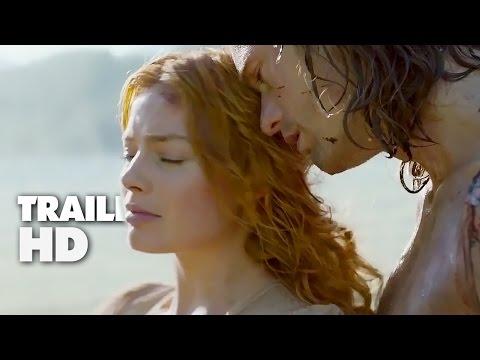 The Legend of Tarzan - Official Teaser Trailer 2016 - Alexander Skarsgård, Margot Robbie Movie HD