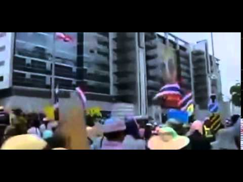 กำนันสุเทพ Thailand Protests Poll talks amid fresh anti government protests
