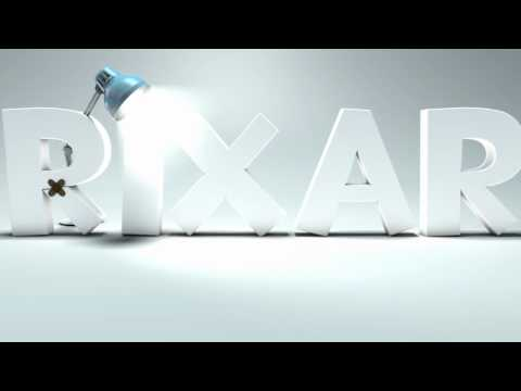 'Cinema 4D' pixar intro parody
