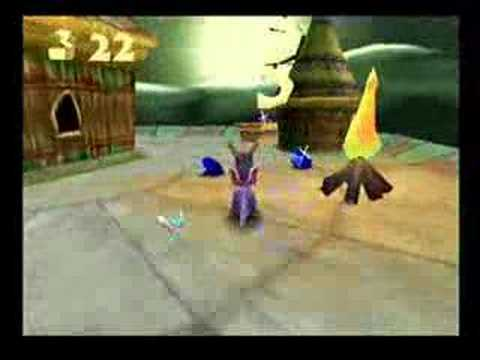 Spyro The Dragon: Tree Tops Thieves, Hi guys, I am back once again with a BRAND NEW Spyro The Dragon for you guys to watch, and hopefully you enjoy it, it's been a while. Yep, I have finally dec...