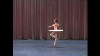 Moscow International Ballet Competition (14 age ballerine). Teachers-T.Petrova, V.Kuramshin view on youtube.com tube online.