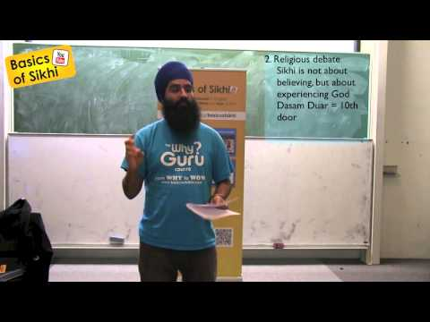 Religion is irrational belief! Is Sikhi about Blind Faith? - Sikhi vs Atheism #2
