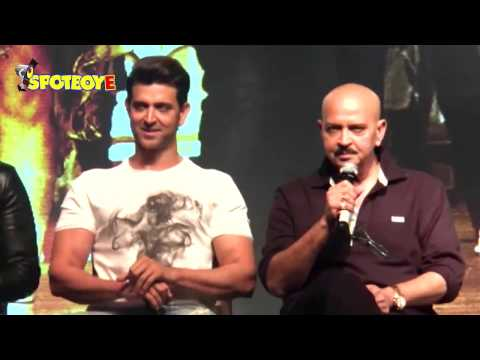 youtube video UNCUT- Hrithik Roshan and Yami Gautam Launches Mon Amour Song from Kaabil  | SpotboyE to 3GP conversion