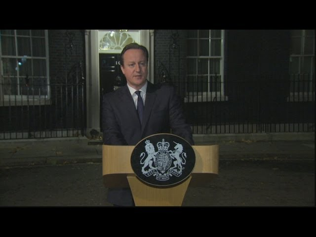 Nelson Mandela: David Cameron pays tribute to 'hero'