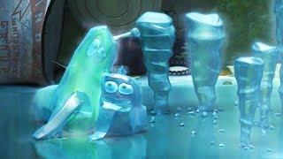 Larva - Ľadové nebezpečenstvo