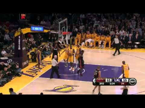 Heat vs. Lakers | Game Recap  | Jan 17, 2013