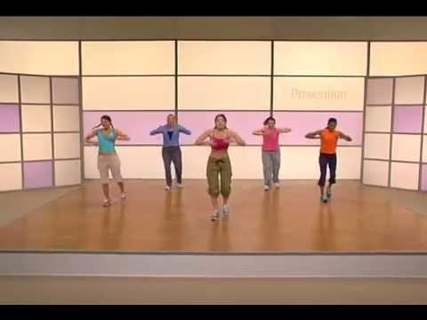 Video tập nhảy, video tập thể dục