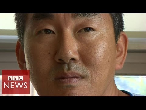 Students 'were sliding on their knees' South Korea ferry survivor- BBC News