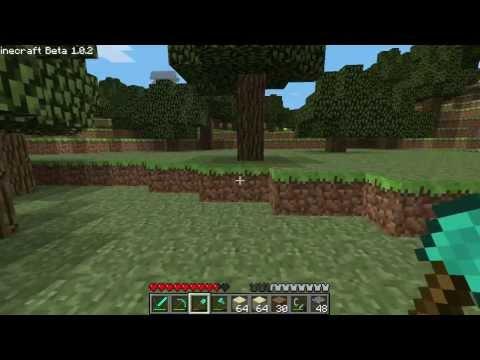 Minecraft Oldschool #12: Infrastruktura, latająca wyspa!