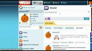 Woozworld Money Cheat