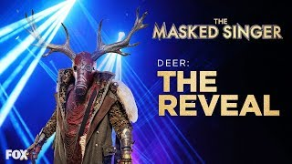 The Deer Is Revealed   Season 1 Ep. 3   THE MASKED SINGER