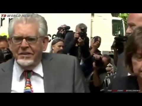 Rolf Harris is sentenced to five years nine months in prison