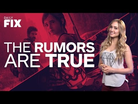 Last of Us PS4 & New Borderlands Revealed - IGN Daily Fix 04.09.14