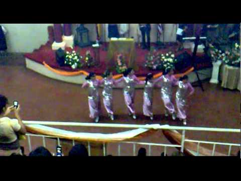 Grupo de Danza Cristiano  CEAD-  ANIMA AMI