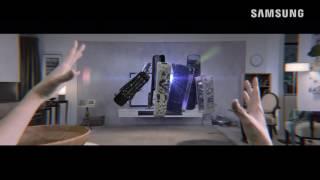 One Remote quyền năng 1 điều khiển | Samsung QLED TV