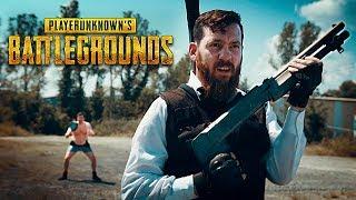 PlayerUnknown's Battlegrounds: THE ZONE