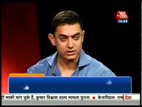 Interview: Aamir Khan & Vijay Krishna Acharya on 'Dhoom 3'