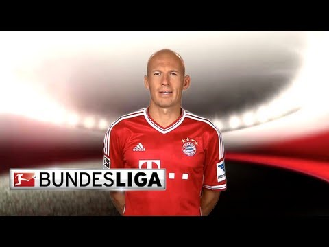 Arjen Robben - Top 5 Goals