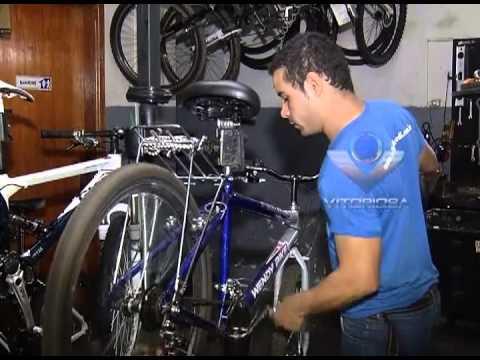 Bicicletas como meio de transporte